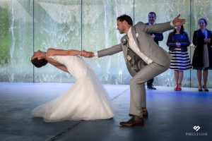 Openingsdans Cynthia en Jeroen - Vroegboekkorting bruidsparen 2019